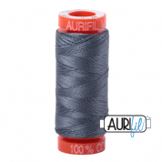Aurifil 50 Cotton Thread - 1246 (Dark Grey)